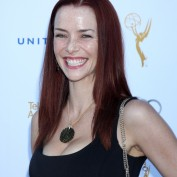 Annie Wersching at Television Academy Performers Nominee Reception for The 66th Emmy Awards - 3