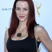 Annie Wersching at Television Academy Performers Nominee Reception for The 66th Emmy Awards - 4