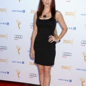 Annie Wersching at Television Academy Performers Nominee Reception for The 66th Emmy Awards - 5