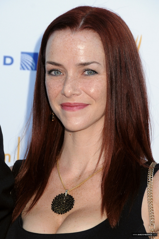 Annie Wersching at Television Academy Performers Nominee Reception for The 66th Emmy Awards - 7