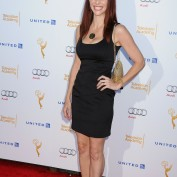 Annie Wersching at Television Academy Performers Nominee Reception for The 66th Emmy Awards - 8