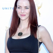 Annie Wersching at Television Academy Performers Nominee Reception for The 66th Emmy Awards - 9