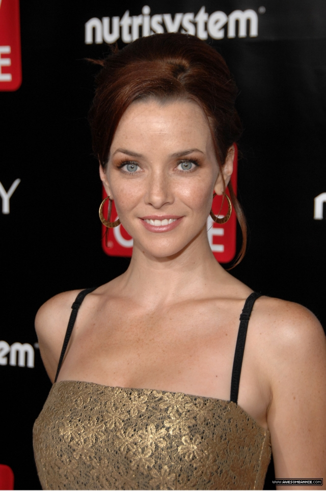 Annie Wersching attends TV Guide's Sixth Annual Emmy After Party - 1