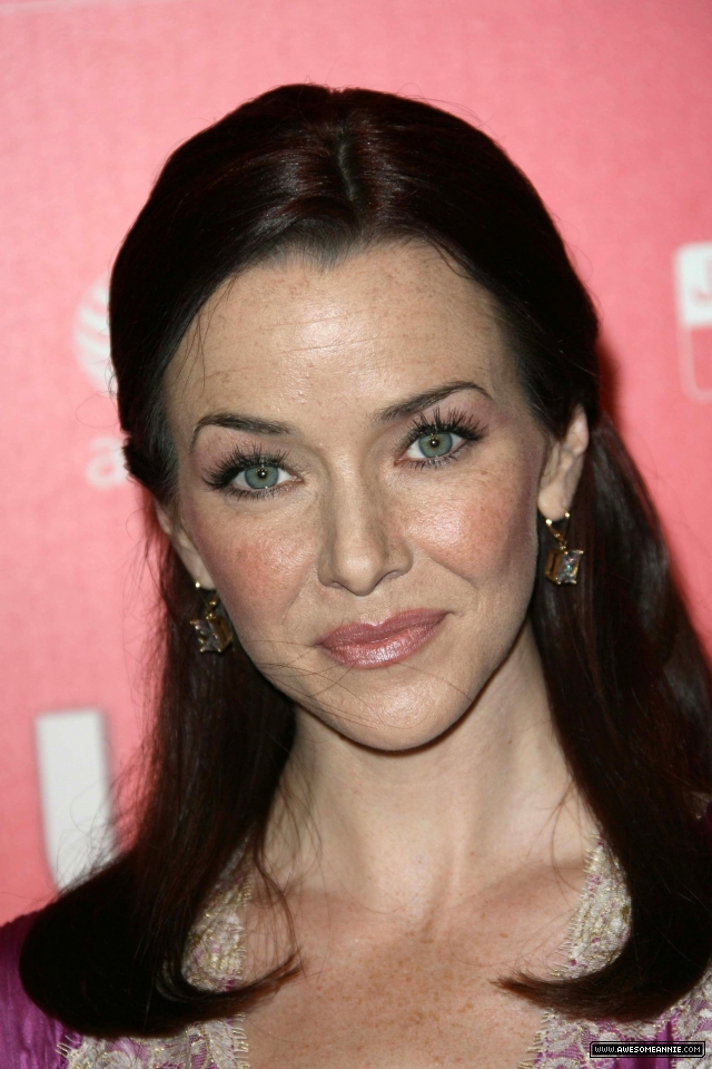 Annie Wersching at Us Weekly Hot Hollywood Party 2009