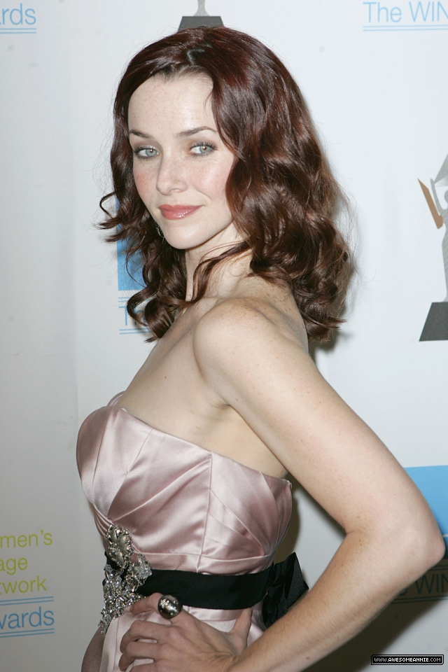 Annie Wersching at Women's Image Network 2009 Win Awards