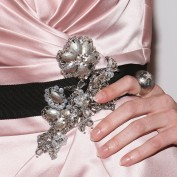 Annie Wersching's ring at WIN Awards 2009