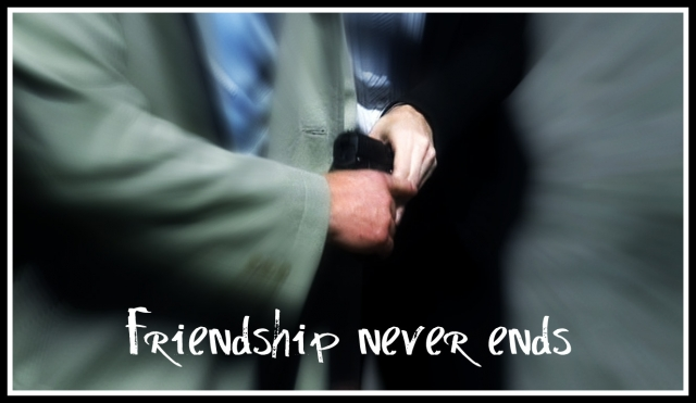 Jack and Renee - Friendship Never Ends by BlueEyes206