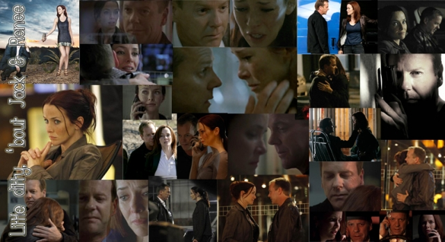 Jack and Renee collage by Jen Pelcheck