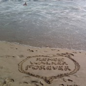 Renee Walker Forever beach message 2