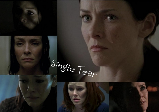 Renee Walker's Single Tear by TwentyFourGirl