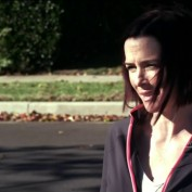 Annie Wersching in Blue-Eyed Butcher