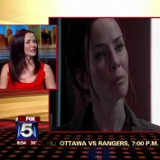 Annie Wersching Good Day NY Interview