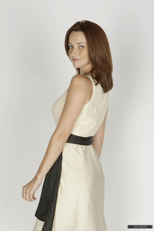 Annie Wersching FOX Photo Shoot 2008