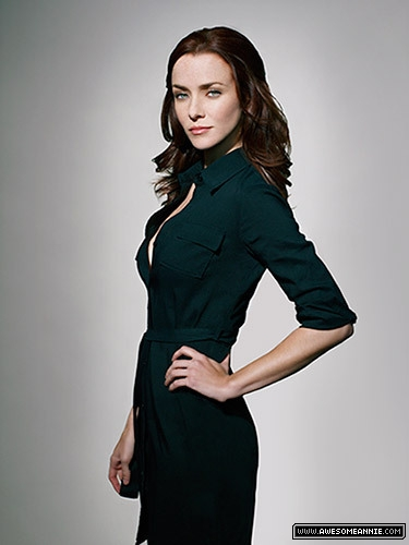 Annie Wersching photo shoot by Jeffrey Vogeding