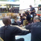 24 Season 7 Airport Shootout BTS