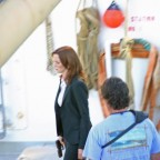 Annie Wersching on ship 24 Season 7
