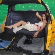 Annie Wersching bloody sheet 24 Season 8 behind the scenes