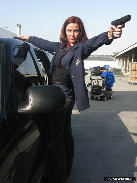 Annie Wersching on SUV 24 Season 7 Finale