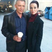 Annie Wersching and Callum Keith Rennie on 24