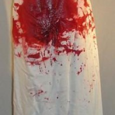 Renee Walker bloody bed sheet 24 Season 8