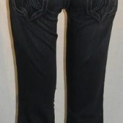 Renee Walker's MEK jeans - back