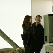 "24: SEASON 7:  Jack (Kiefer Sutherland, R) and Renee (Annie Wersching, L) race against time to find the CIP device in the ""2:00 PM - 3:00 PM"" episode of 24 that aired Monday, Feb. 2 (9:00 - 10:00 PM ET/PT) on FOX.   ©2009 Fox Broadcasting Co. Cr: Kelsey McNeal/FOX."