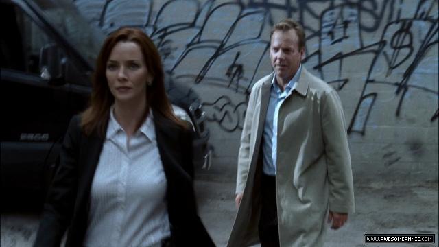 Annie Wersching as Renee Walker in 24 Season 7 Episode 2 ...