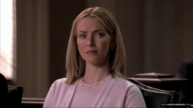Annie Wersching in Boston Legal