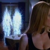 Annie Wersching as Demonatrix in Charmed