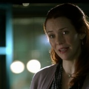 Annie Wersching in CSI: Crime Scene Investigation