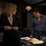 Annie Wersching bra scene from General Hospital