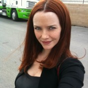 Annie Wersching Behind the Scenes of NCIS