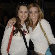 Annie Wersching with Paula Marshall
