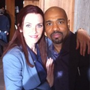 Annie Wersching and Michael Beach Partners set