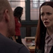 Annie Wersching in Rizzoli and Isles