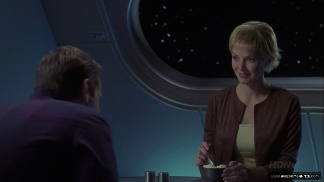 Annie Wersching as Liana in Star Trek Enterprise