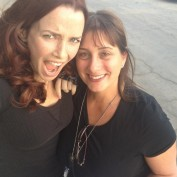 Annie Wersching with Nicole Burke on Touch