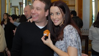 Annie Wersching at 2010 Chinese New Year Parade
