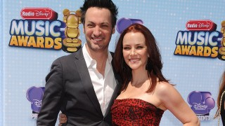 Annie Wersching and Stephen Full at 2014 Radio Disney Music Awards