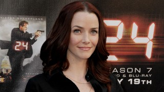 Annie Wersching at the 24 Season 7 Finale Screening