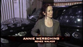 Annie Wersching in 24 Season 8 Episode 13 Scenemakers Behind the Scenes