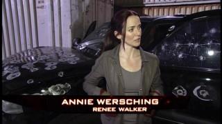 Annie Wersching in 24 Season 8 Episode 13 Scenemakers Behind the Scenes