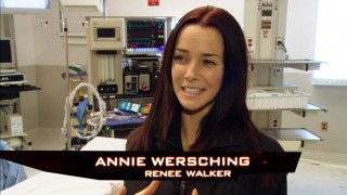 Annie Wersching 24 Season 8 Episode 17 Scenemakers Behind the Scenes