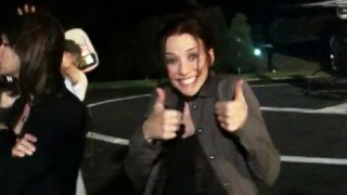 Annie Wersching 24 Season 8 Episode 4 BTS
