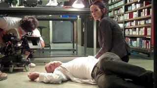 Annie Wersching 24 Season 8 Episode 5 Behind the Scenes