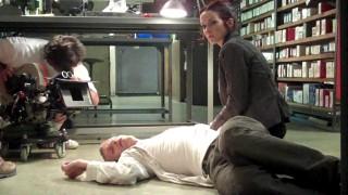 Annie Wersching 24 Season 8 Episode 5 Behind the Scenes