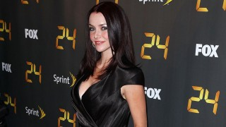 Annie Wersching on 24 Season 8 Premiere Screening Red Carpet
