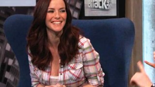 Annie Wersching on Attack of the Show March 2010