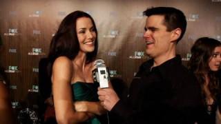 Annie Wersching Michael Ausiello Interview - January 2010