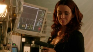 Annie Wersching as Yvonne Kurtz in Body of Proof Season 3 Episode 2